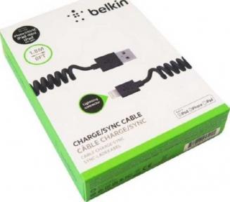 USB кабель Belkin для Iphone 5, 5S, 6, 6S, 6S+