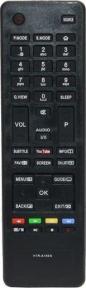 Пульт HTR-A18EN TV (с кнопкой YOUTUBE) для телевизора HAIER