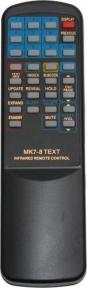 Пульт MK7/8 TXT оригинальный для телевизора FUNAI