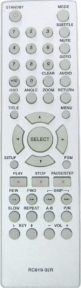 Пульт RC 019-02R DVD для BBK