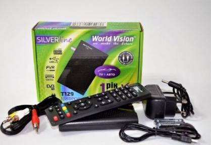 Ресивер эфирный World Vision T-129
