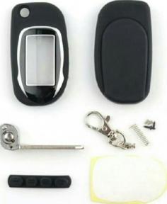 Корпус брелка + смарт ключ Scher - Khan 7, 8