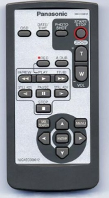 Пульт N2QAEC000012 оригинальный для телевизора PANASONIC