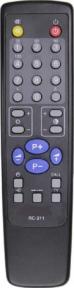 Пульт RC-211 для телевизора AIWA