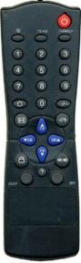Пульт DF-65 для телевизора СОКОЛ