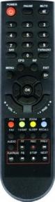 Пульт EVO1/E1 корпус как для спутниковых ресиверов ENERGY