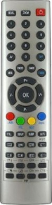 Пульт KLC5A-C12, TVD21 для телевизора AKIRA