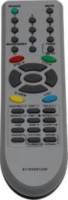 Пульт 6710V00124E CH. для телевизора LG