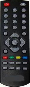 Пульт TR-2012 LUMAX 4100HD для эфирных ресиверов TRIMAX