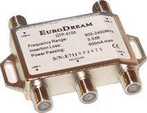 DiSEqC переключатель EuroDream GTP-4100