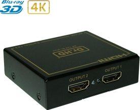 HDMI делитель Dr.HD SP 124 SL Plus (1вход/2вых.)