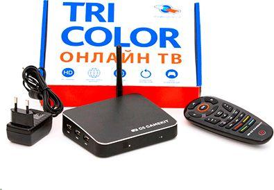 Интерактивная IPTV интернет-приставка GS AC790 Триколор ТВ Онлайн