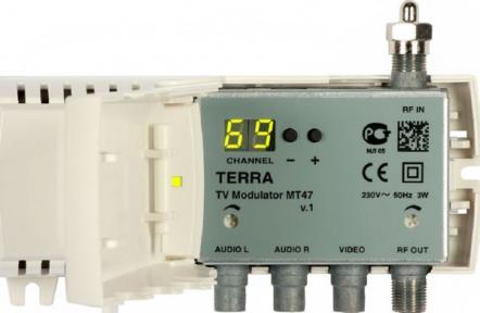 Моудлятор DSB TV MT47 VHF/UHF