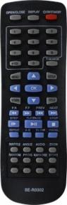 Пульт SE-R0302 DVD для Toshiba