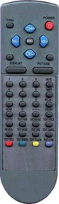 Пульт LTA-15E302, ZD-RC28 для телевизора AKAI