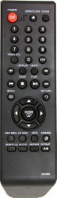 Пульт 00054B DVD для видеотехники SAMSUNG