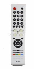 Пульт RC10w, AKAI LTA-15A15M для телевизора SUPRA