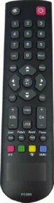 Пульт RC200, HYUNDAI RC2000C для телевизора GOLDSTAR