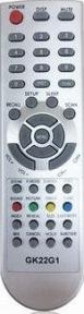 Пульт RC-GK22G1, AKIRA CT-21VUCS для телевизора ROLSEN