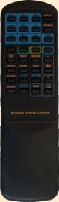 Пульт 2100 MK10 TXT для телевизора FUNAI