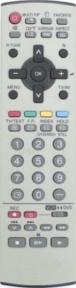 Пульт EUR7628030, 7628010 TV,VCR, DVD для телевизора PANASONIC