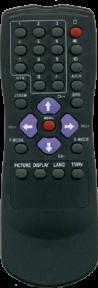 Пульт HYDFSK-1251AK для телевизора AVEST