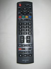 Пульт EUR7651150 LCD TV,VCR, DVD VIERA для видеотехники PANASONIC