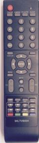 Пульт 94LTV6004 LCD TV для телевизора ПОЛАР