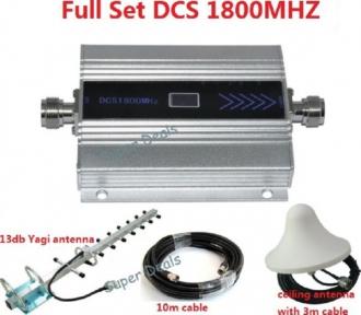 Комплект усиления сигнала репитер DCS-1800 2G/4G