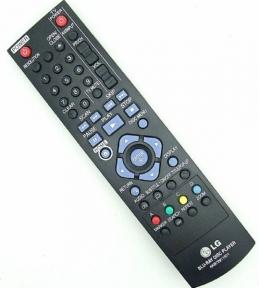 Пульт AKB72911501 BD PLAYER оригинальный для видеотехники LG
