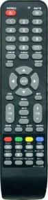 Пульт RUBIN YX-CY309E TV корпус как AKAI CX-507