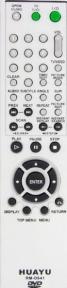 Пульт универсальный HUAYU RM-D641 для Sony