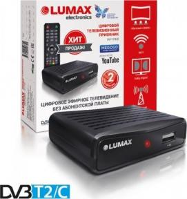 Ресивер эфирный LUMAX DV-1111