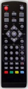 Пульт HT-1110 HT-1658 HT-1290 для эфирных ресиверов CADENA
