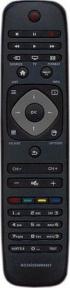 Пульт RC 2422 5499 0467 LCD TV (домик) для телевизора PHILIPS