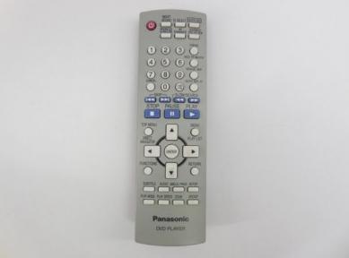 Пульт EUR7631200R (DVD) оригинальный для видеотехники PANASONIC
