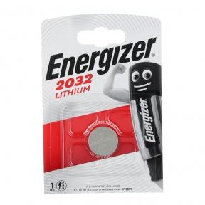 Элемент питания CR-2032 Energizer BL-1