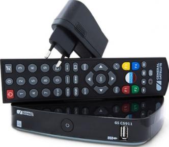Приемник IP телевизионный GS C5911