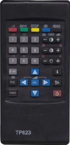 Пульт TP623 для телевизора GRUNDIG