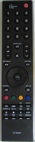Пульт CT-90287 LCD для Toshiba