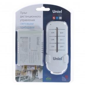 Пульт управления светом Uniel UCH-P005-G3-1000W-30M 3 канала*1000Вт