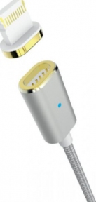 USB кабель Partner для iPhone 5, 5S, 5C, 6, 6+ магнитный