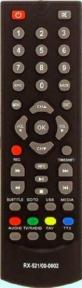 Пульт RX-521, Cadena SHTA-1511 для ресивера Rexant