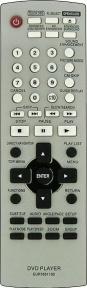 Пульт EUR7631100 DVD для видеотехники PANASONIC