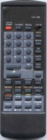 Пульт CLE-886 CH. (TV/VID) для телевизора HITACHI
