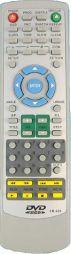 Пульт DV-P4930KDSM (KM-228) для плеера AKAI