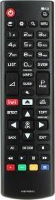 Пульт для LG AKB75095312 LCD TV Ivi