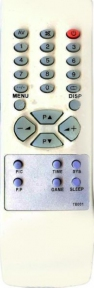 Пульт TB001 TV для телевизора NASH