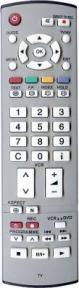 Пульт EUR7651030A LCD TV,VCR, DVD, VIERA для телевизора PANASONIC