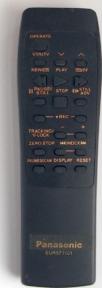 Пульт EUR571101 для телевизора PANASONIC